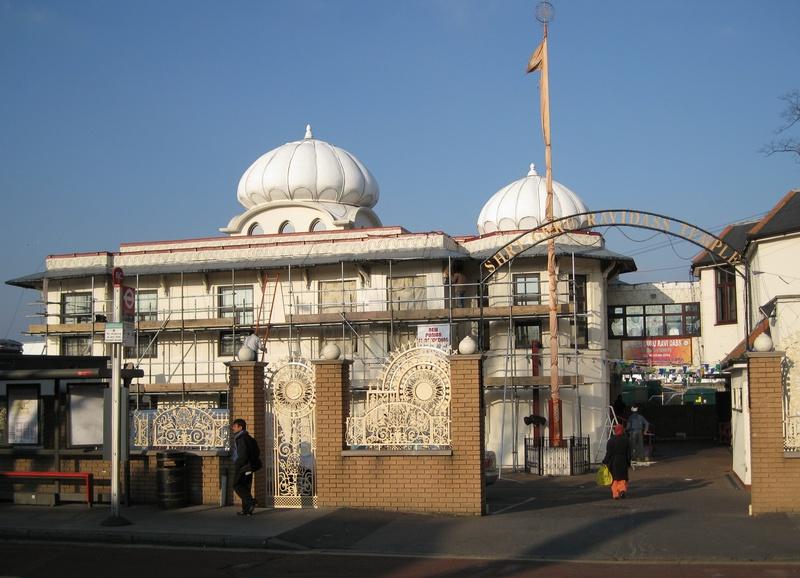 Shri Guru Ravidass Temple (Southall, England)